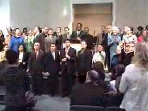 Bethel Sanctuary Choir-Oh how wonderful (Jesus promised)