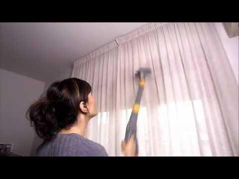 Come Lavare Tende A Rullo.Come Pulire Le Tende Col Vapore Tutto Per Casa