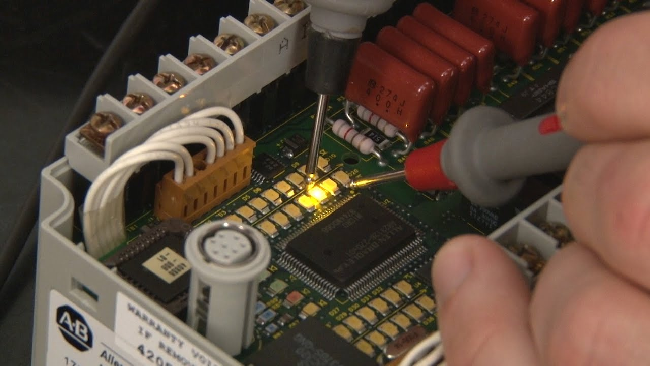Galco Repairs Allen Bradley Micrologix Plc