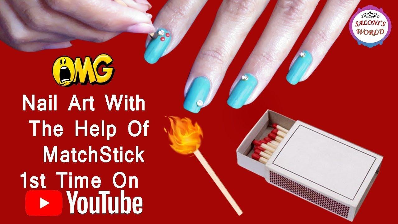 Stick On Nail Art Designs To Bend Light