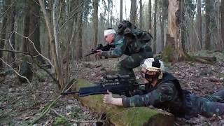 Баста - Война (неофициальный клип)