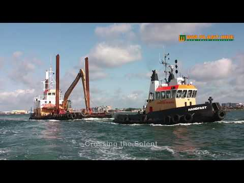 Ports & Harbours by WM Plant