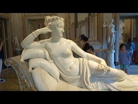 Borghese Gallery - Rome, Lazio - Italy