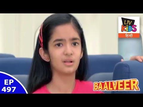 Baal Veer - बालवीर - Episode 497 - Maha Bhasma Pari Catches Meher