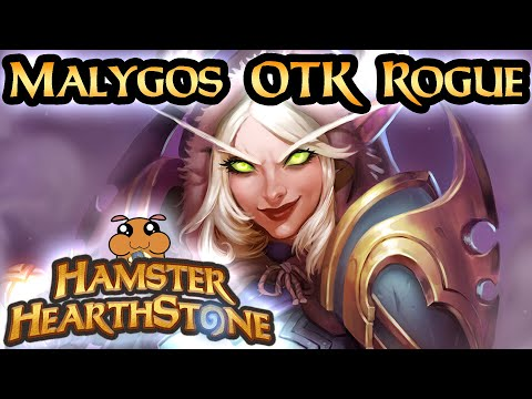[ Hearthstone S72 ] Malygos OTK Rogue - Descent Of Dragons
