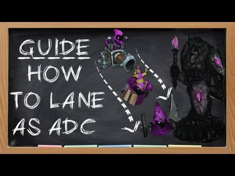 ADC Guide - How to lane as ADC