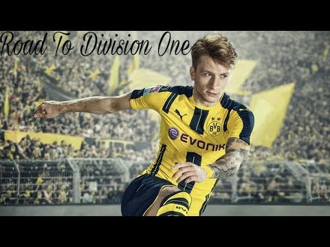 FIFA 17 Road To Division One #1
