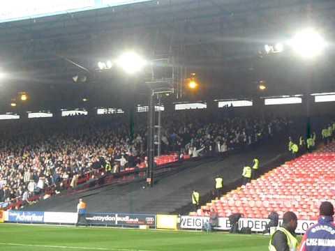 Crystal Palace F.C. - Millwall F.C. 0:1 - Millwall