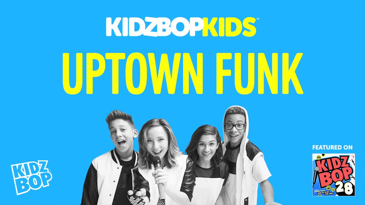 Uptown Funk Kidz Bop Kids Mp3 [8.12 MB] | Music Paradise