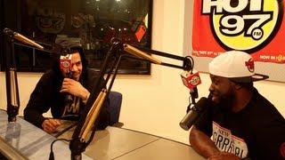 J.Cole FREESTYLE on Funk Flex Show
