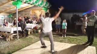 Башҡорт бейеүе туйҙа. Башкирские танцы на свадьбе.