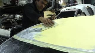 Урок №3 подготовка крыши к покраске