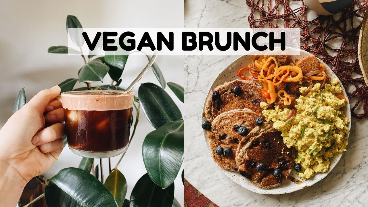 What I Ate Today: Vegan Brunch ☕️