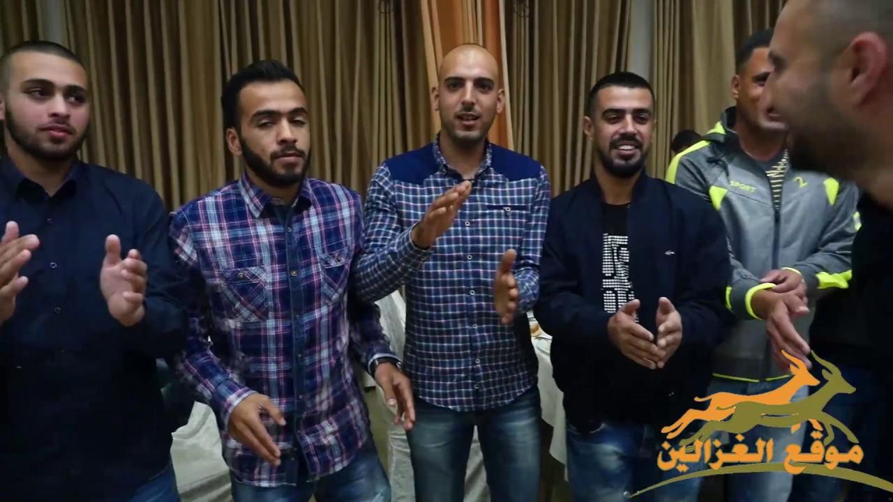 عاهد غريفات  أشرف ابو الليل حفلة البرادايس 2017