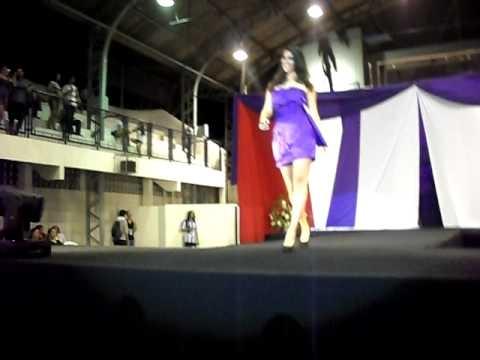 Rainha C7S  - Raissa Gondim - Comentarista : Milena