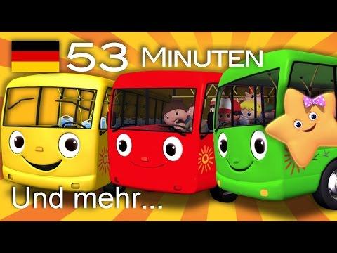 Die Räder vom Bus  Und noch viele weitere Kinderlieder  von LittleBaBum
