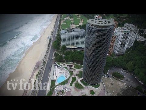 Fechado por 20 anos, hotel projetado por Oscar Niemeyer é reaberto no Rio