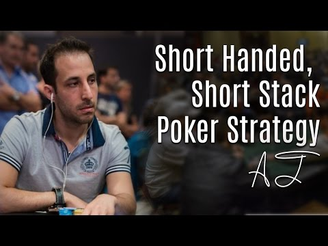 3 handed poker strategy