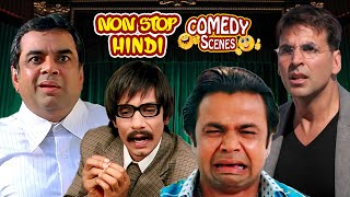 Cảnh hài tiếng Hindi không ngừng nghỉ - Akshay Kumar - Rajpal Yadav - Vijay Raaz - Paresh Rawal