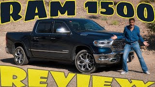 2019 Ram 1500 Review - the big friendly truck!