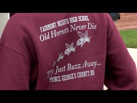 Newsbreak: Fairmont Heights High School Ribbon Cutting