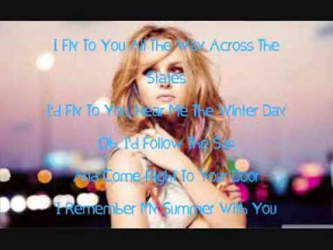 Bridgit Mendler - Summertime - Lyrics