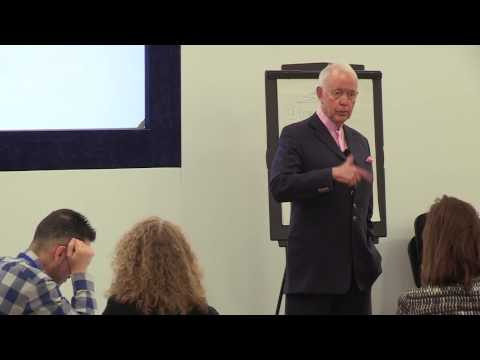 Tony Buzan: (Mind Maps) Creativity on demand - LT15 Conference