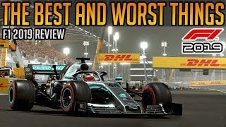 The Best and Worst Things About The F1 2019 Game