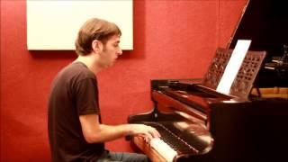 Nick Drake - Pink Moon - Piano Instrumental