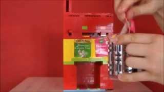 Lego TEA Machine