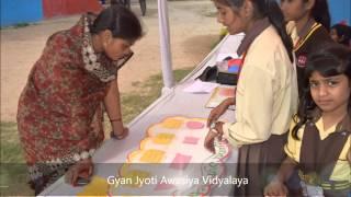 Science Exhibition at Gyan Jyoti Ara