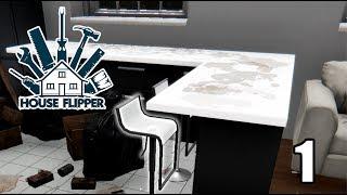 HOUSE FLIPPER 🛠 Heimwerker Simulator 01 ► Ein Kinderzimmer renovieren [Deutsch|German]