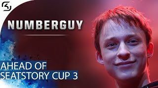 SK Numberguy ahead of Seatstory Cup 3