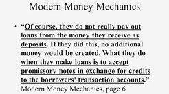 All Bank Loans are a Fraud