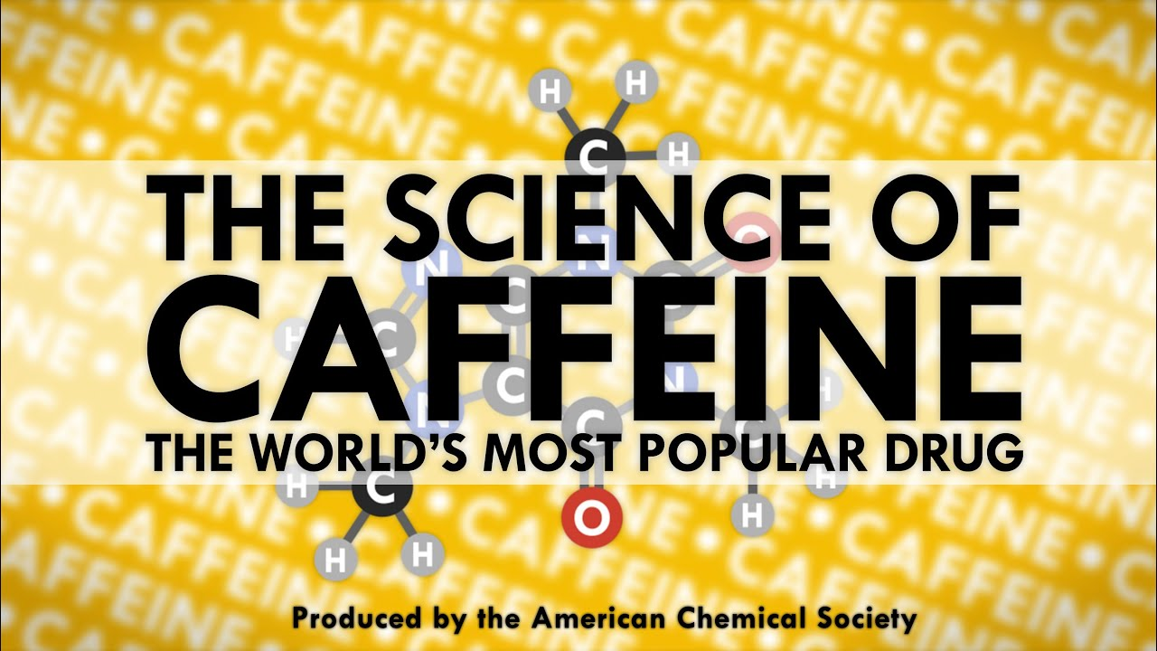 the science of caffeine People may not think of caffeine as the most popular mood-altering drug in the world, even those who use it daily, by drinking coffee, tea, sodas or energy drinks as part of their routine.
