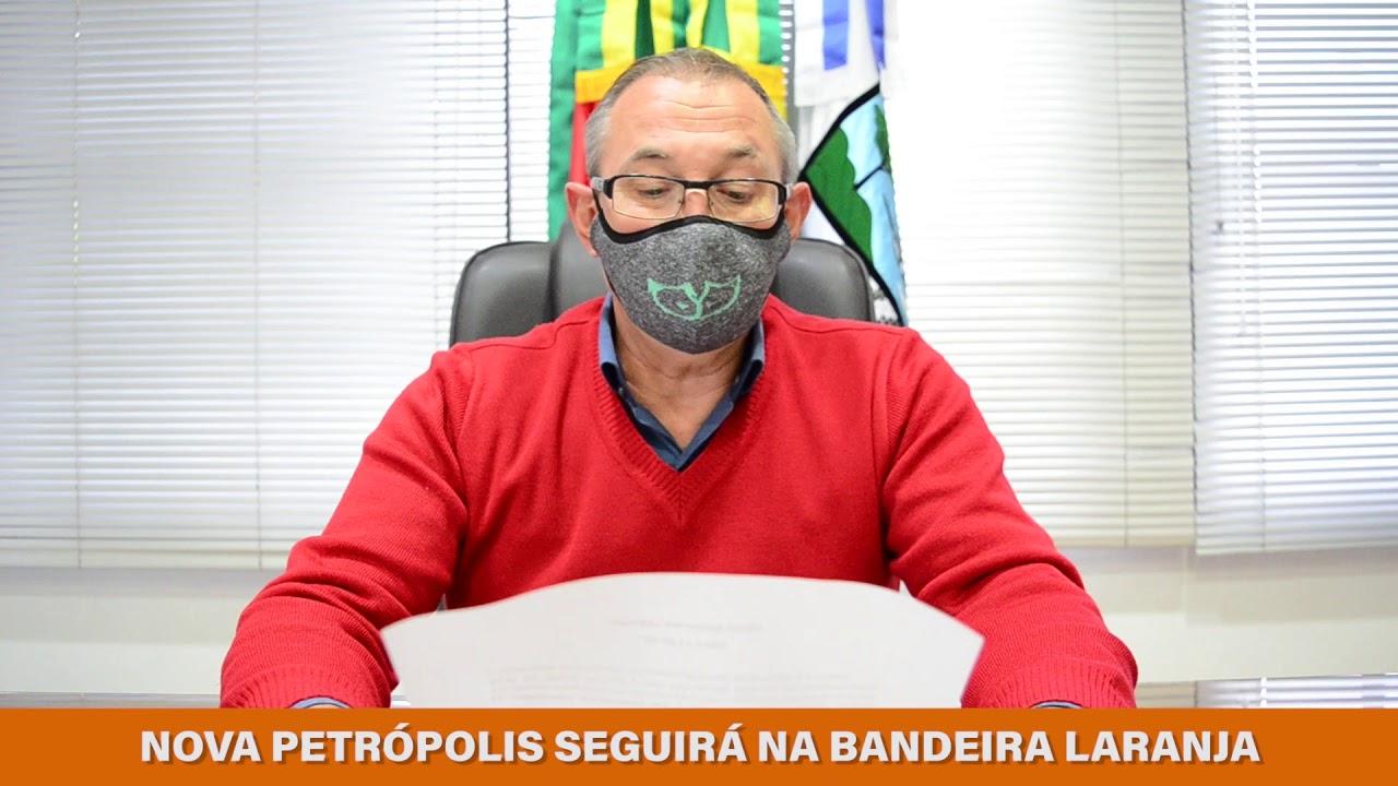 Foto de capa da notícia: Nova Petrópolis irá operar na Bandeira Laranja