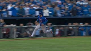 Mets go ahead on Hosmer