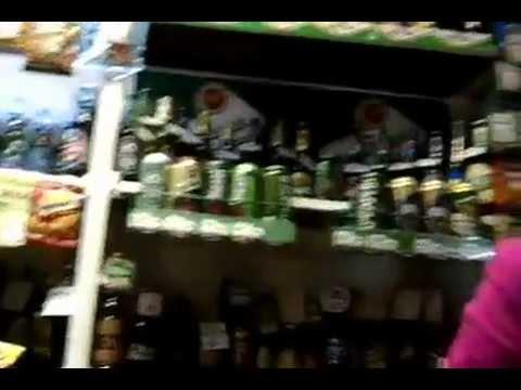 пьяная продавщица в кунгуре