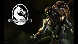MORTAL KOMBAT X PS4 GAMEPLAY DUBLADO #02 -  KOTAL KAHN