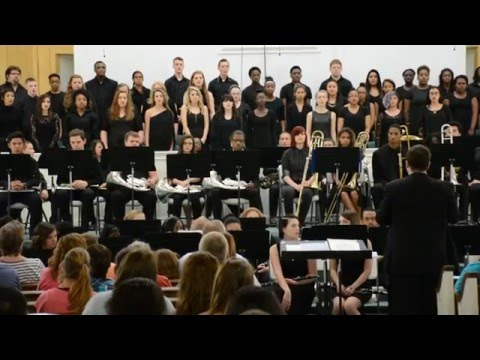 Long County High School Band and Chorus Concert May 10, 2016