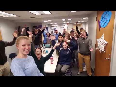 Mercedes Nield, C'17 Tells us Why the Mount