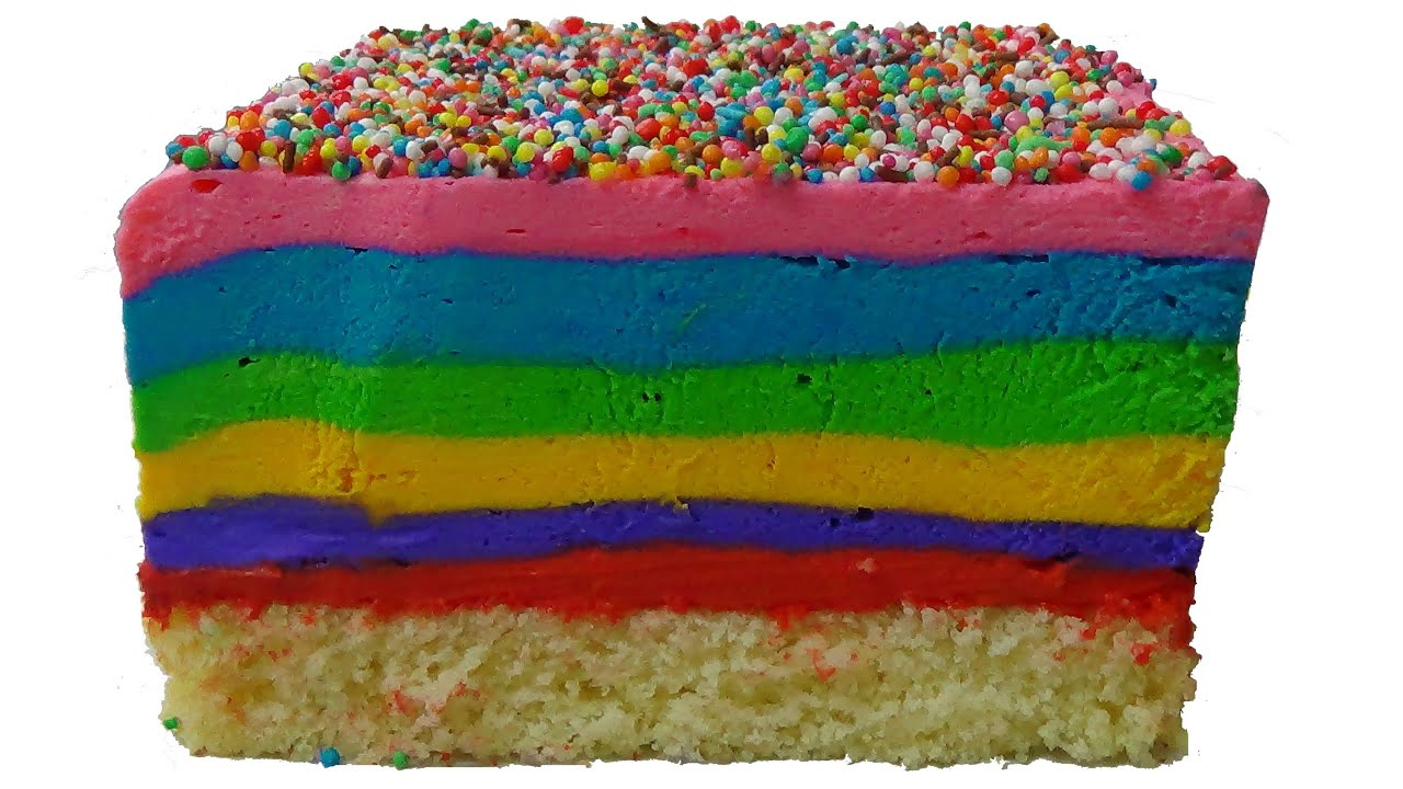 Ice Cream Superman Cake