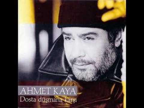 Ahmet Kaya - Penceresiz Kaldim Anne