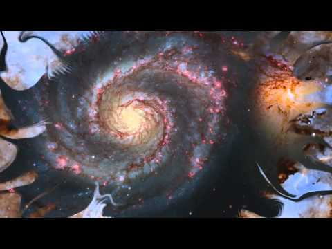 Interstellar soundtrack - Where we're going - Hubble telescope images
