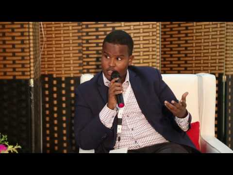 Startup Grind Mogadishu Hosts Mohamed Midnimo (Daauus Agency)