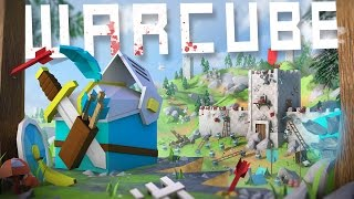 Warcube - I am Warcube! - Castle Sieging & Pirate Killing! - Let's Play Warcube Part 1