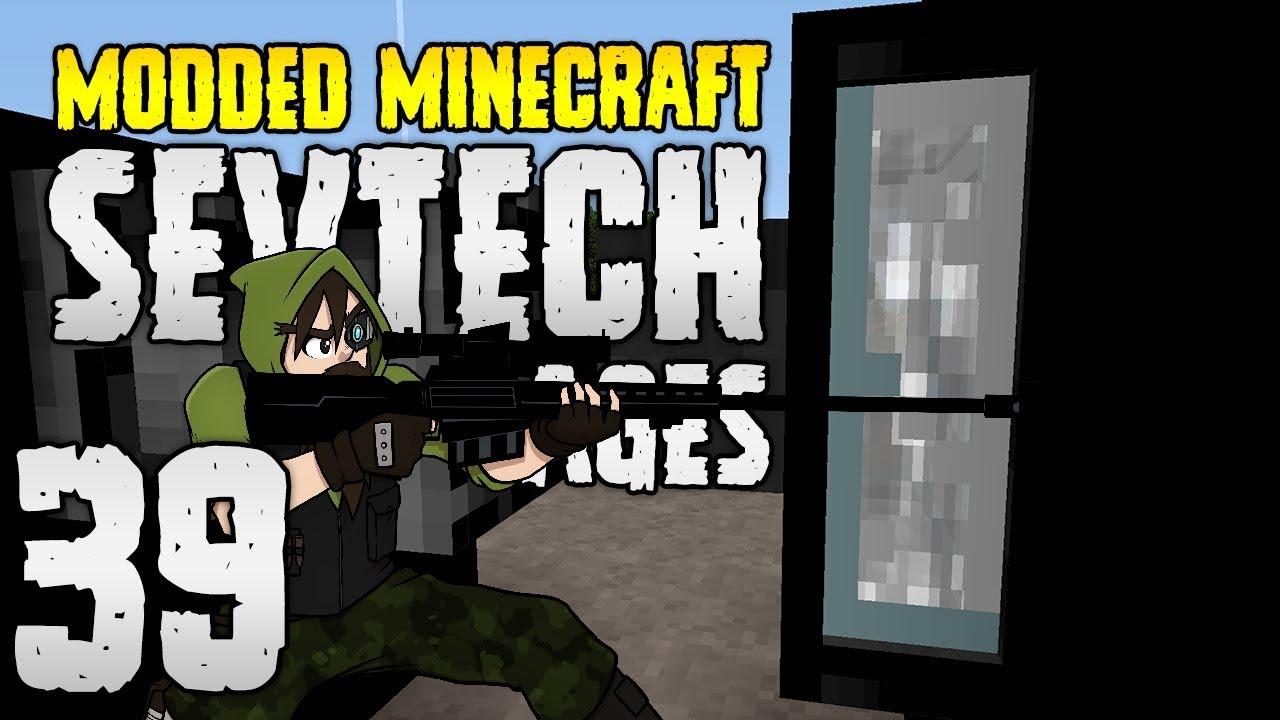 Minecraft SevTech: Ages | 39 | AGE BREAKING! | Modded Minecraft 1 12 2