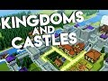 WHY IS THERE A DRAGON??   Kingdoms and Castles Gameplay #1