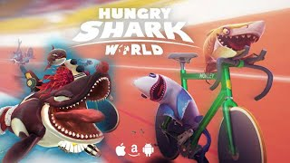 Hungry Shark World - KILLER WHALE New Olympic Gold Metal Event