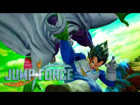 Jump Force - Full Character Roster Official Trailer
